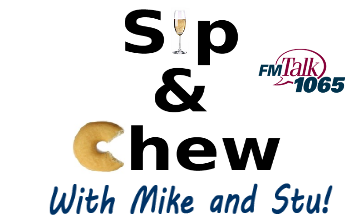 Sip & Chew with Mike and Stu